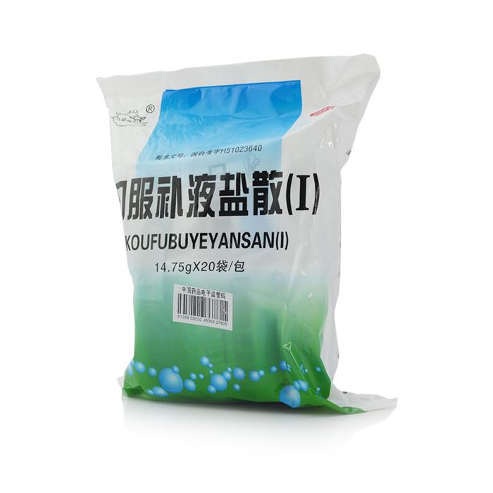 【九威阁】口服补液盐散(Ⅰ)(20袋装)